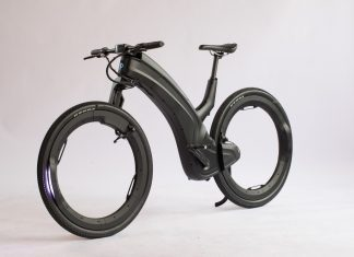 Reevo E-Bike Hubless