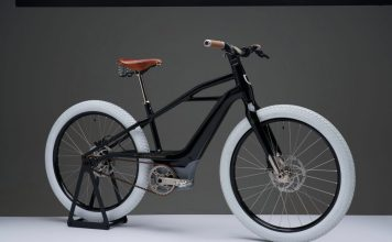 Perusahaan E-Bike Harley-Davidson