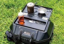 Tanax Camping Table Seat Bag
