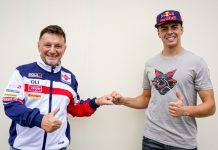 Giannantonio bergabung Gresini Moto2