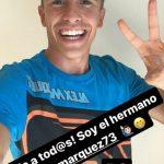 Alex Marquez Back to Back