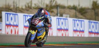 QTT Moto2 2020 Teruel