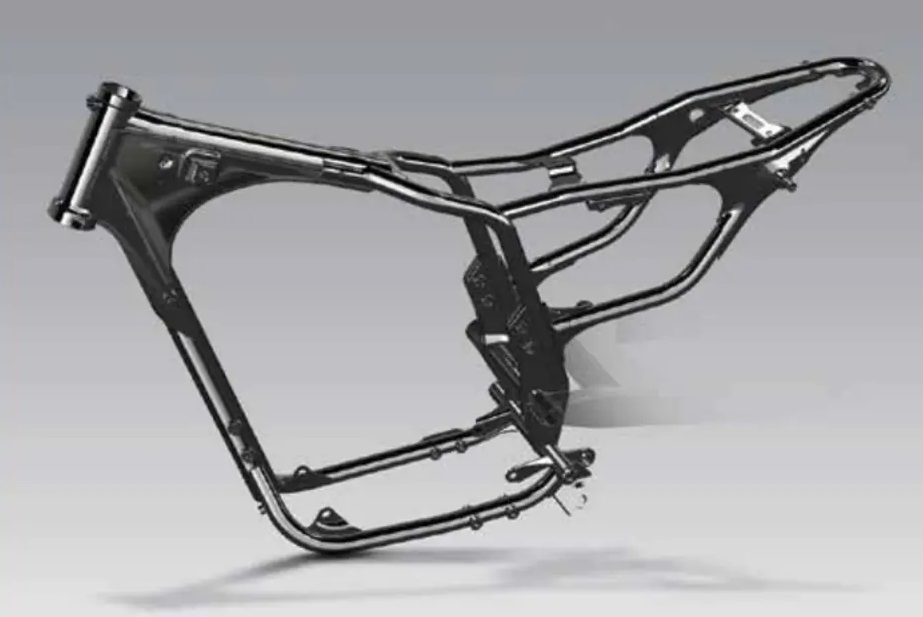 Honda CB 350 Hness