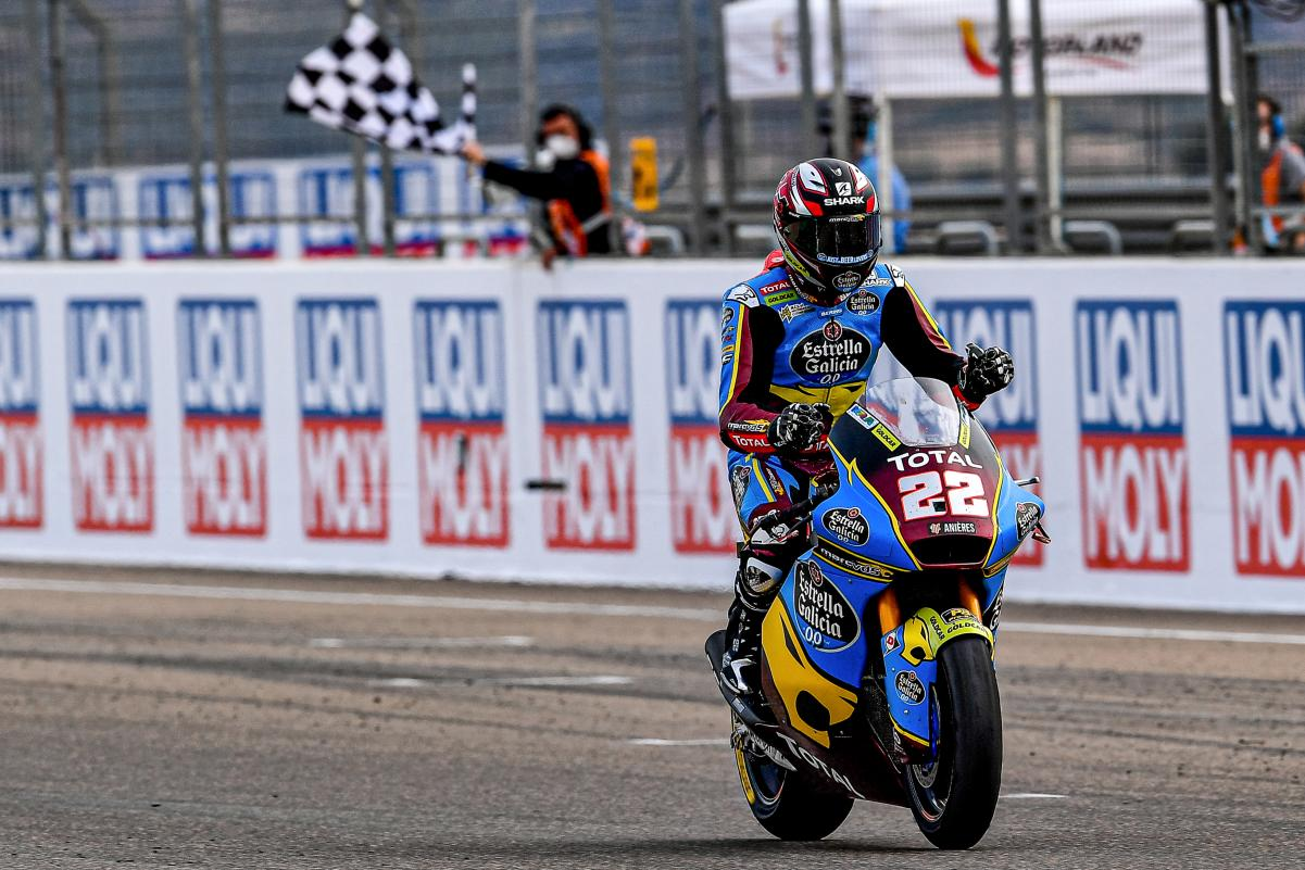 Moto2 2020 Teruel