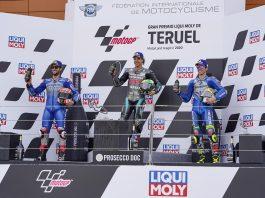 suzuki double podium