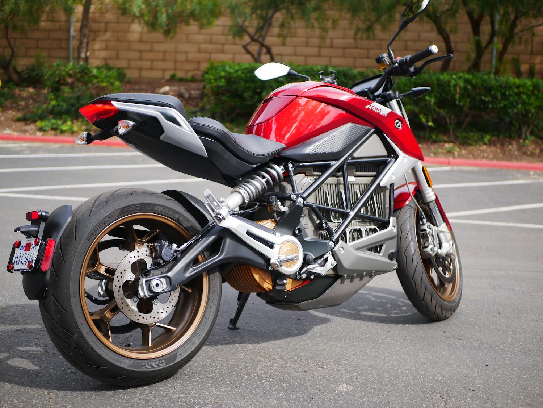 Motor Listrik Polaris, Siap Saingi Harley-Davidson LiveWire