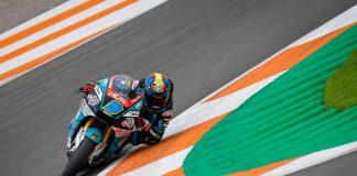 FP Moto2 2020 Valencia