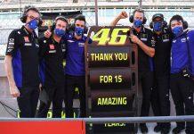 15 Tahun Rossi Yamaha