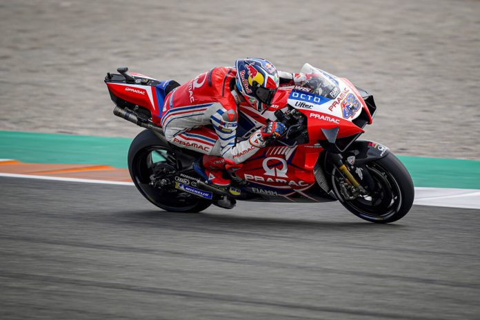 Free Practice GP Valencia