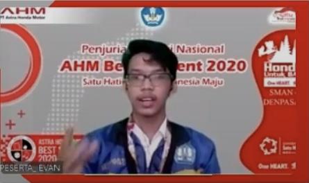 5 Terbaik AHM Best Student