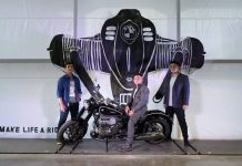 BMW R 18 Indonesia