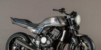Detail Honda CB-F