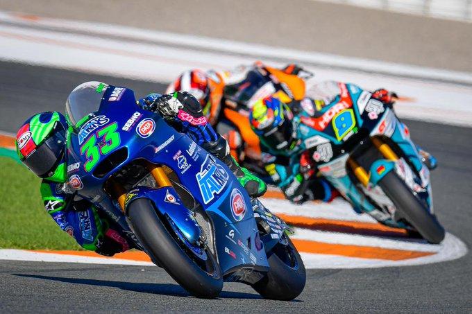 Moto2 GP Portimao