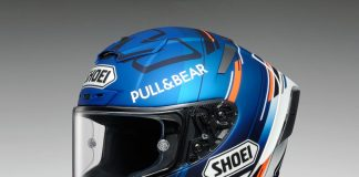 Helm Replika Alex Marquez