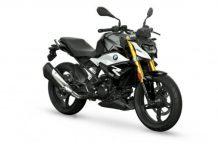 BMW Motorrad G310R 2021