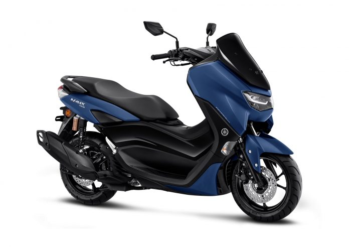 Yamaha NMax Standard Connected