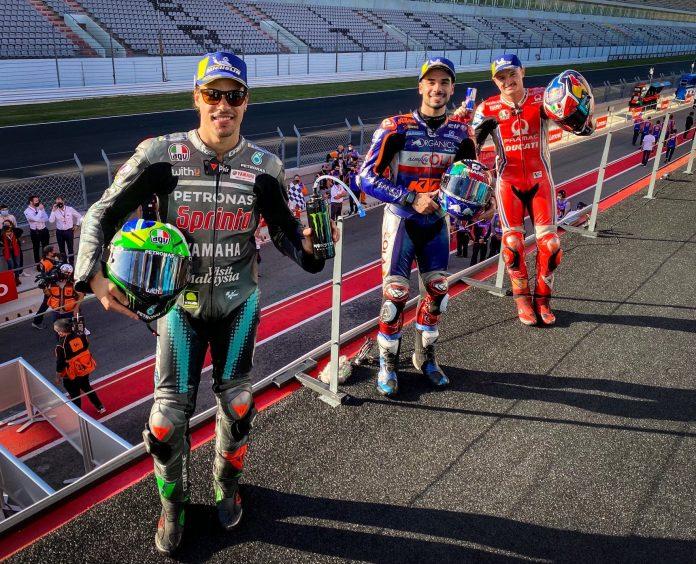 Oliveira Juara MotoGP Portugal