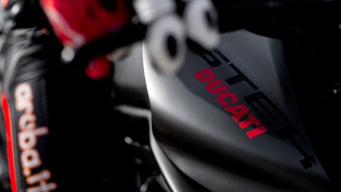 Sneak Peek Ducati Monster