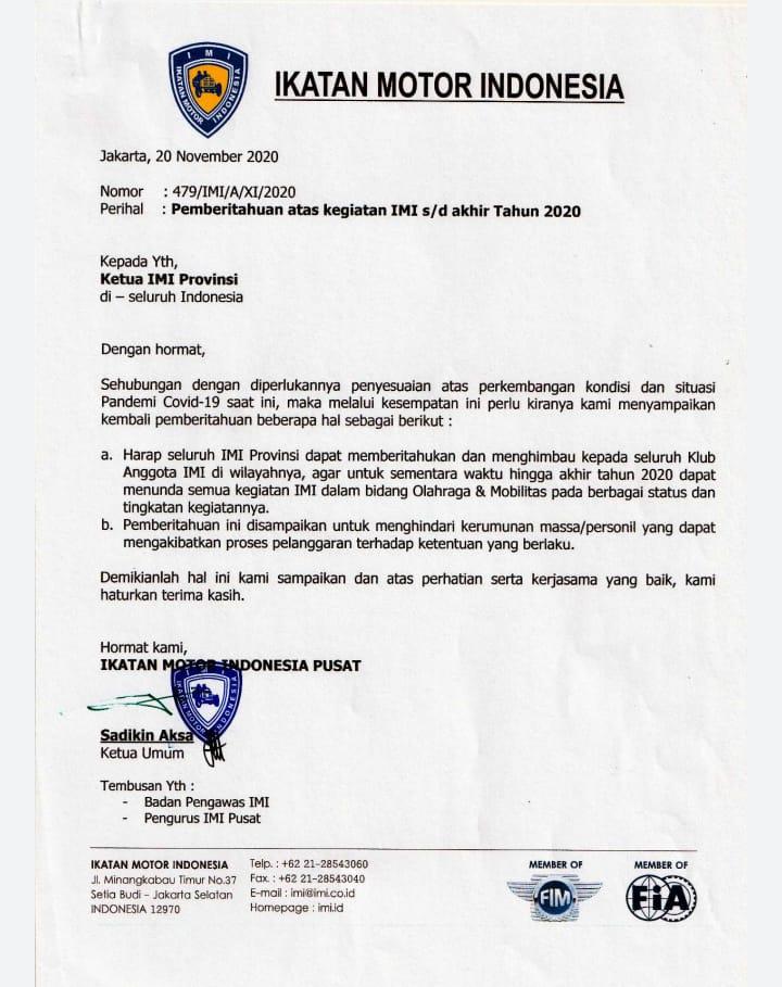 Haji Putra ICP Ditunda