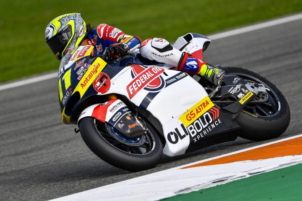 QTT Moto2 2020 Valencia