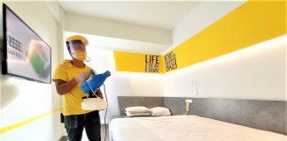 SOP Yello Hotel Manggarai dalam Layanan Tamu Sesuai WHO
