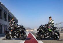 Track Testing WorldSBK 2020