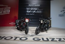 Mesin Moto Guzzi V7