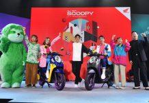 Honda Scoopy Thailand