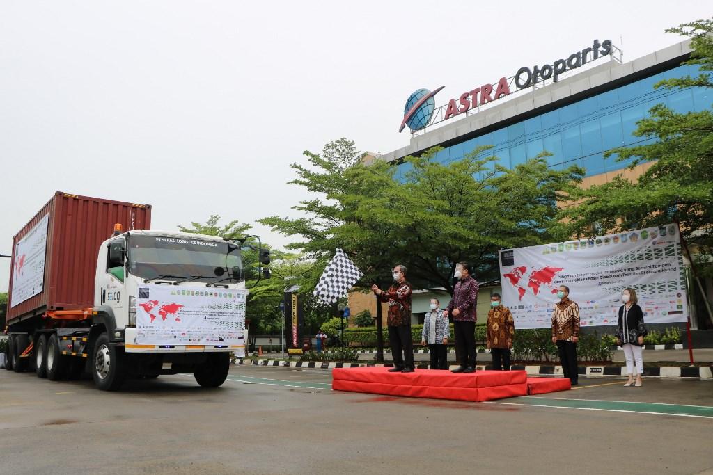 Pelepasan Ekspor dari Indonesia