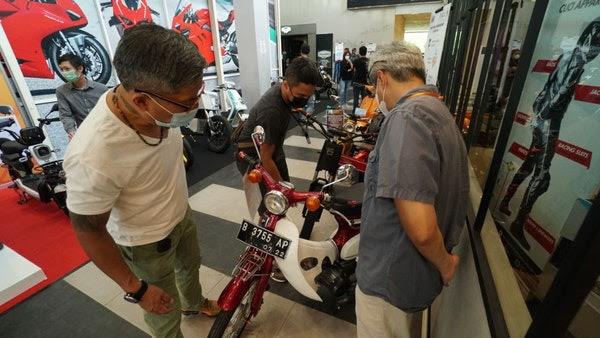 IIMS Motobike 2020 Selesai