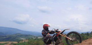 Honda CRF150L Jelajah Alam