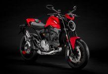 New Ducati Monster