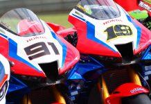 Pembalap Honda WorldSBK 2021