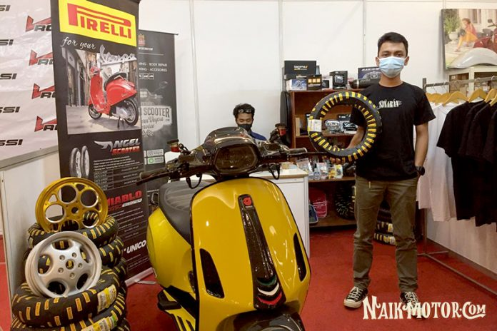 Kraton Scooter