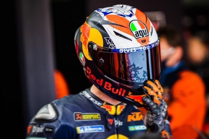 Pol Espargaro AGV Helmets