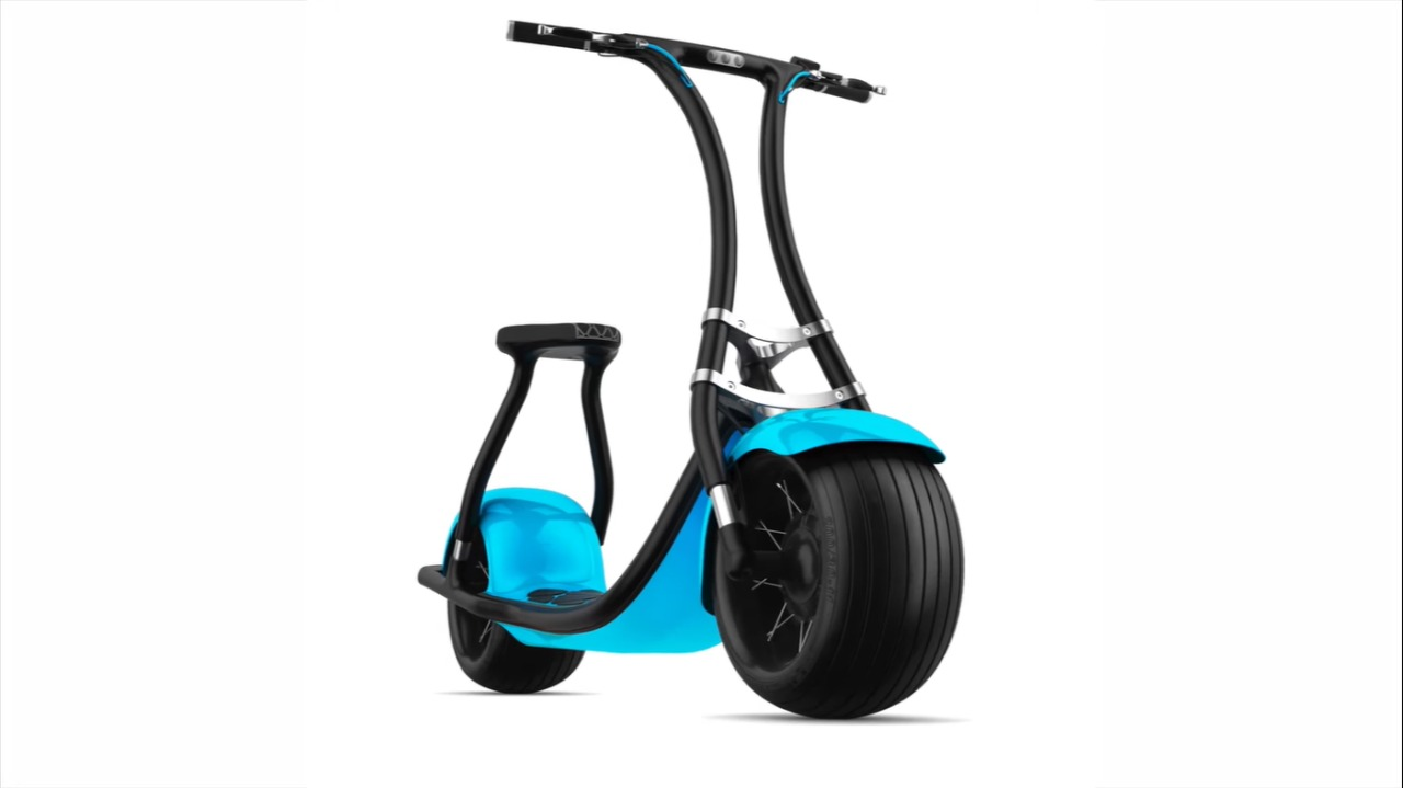 Scooterson Rolley