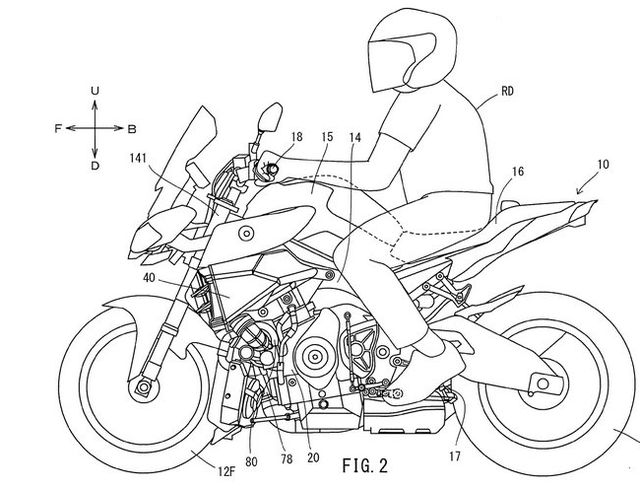 Paten Yamaha Turbo