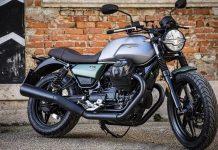 Moto Guzzi Anniversary