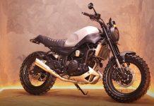 Yamaha MT 25 Scrambler