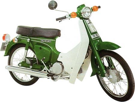 Suzuki FR 70