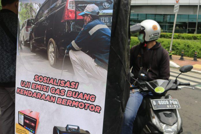 uji emisi kendaraan bermotor