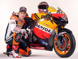 Andrea Dovizioso Honda