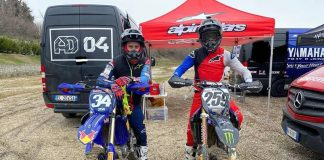 Andrea Dovizioso Menjajal Motocross