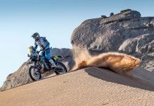Andrew Short Reli Dakar