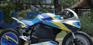 Motor Listrik BL-SEV01