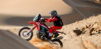 Stage 2 Rally Dakar