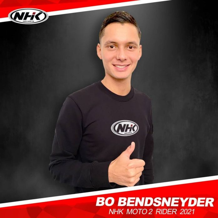 Bo Bendsneyder Helm NHK
