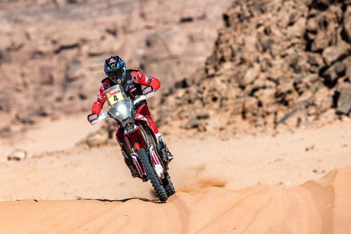 Stage 8 Dakar
