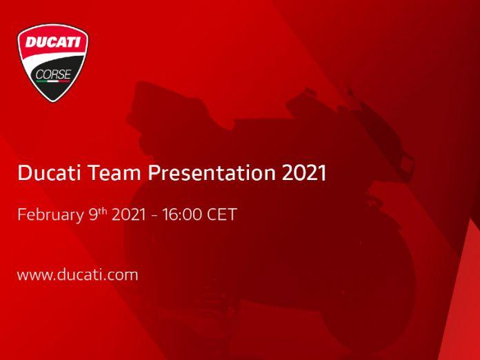 Link Streaming Launching Ducati