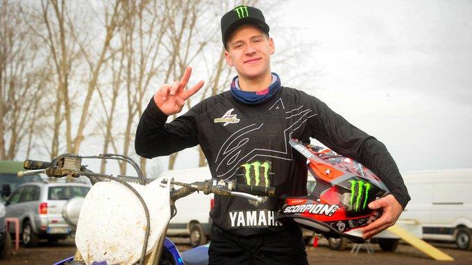 Fabio Quartararo Motocross